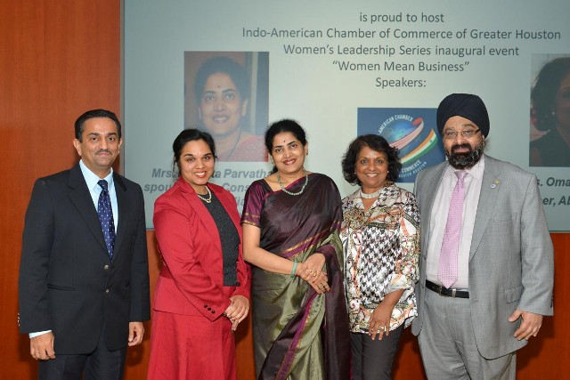 """Women Mean Business"" event"