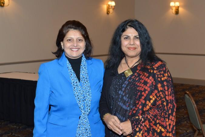Neeta Sane & Chitra Divakaruni