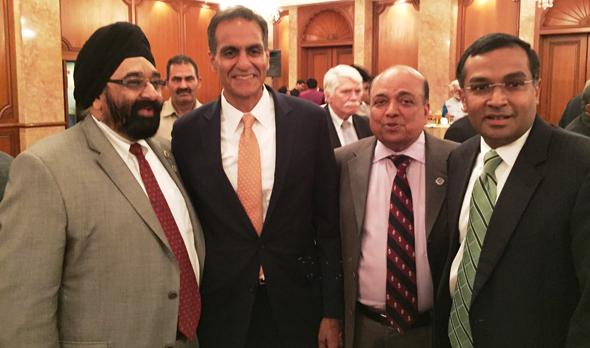 facilitates trade delegation to India