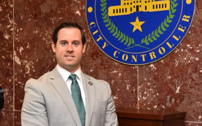 Power Dialogue with Houston City Controller Chris Brown