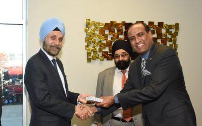 Mahindra Rise Campus – India's Ambassador to USA's visit to Houston, TX