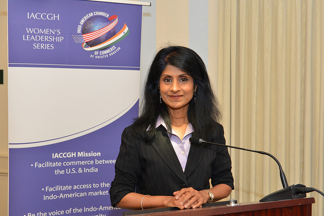 """Shell """"Women's Leadership Series"""" Mapping Your Future by Dr. Latha Ramchand"""