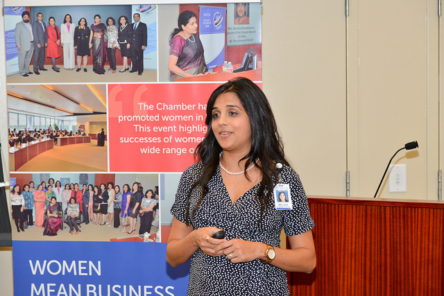 Women Mean Business- The Business of Caring: Healthcare