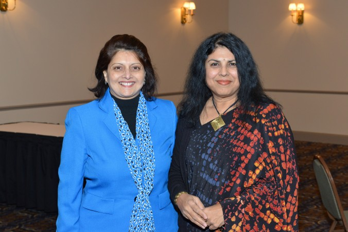 """Women Mean Business"" Featuring Chitra Divakaruni & Neeta Sane"