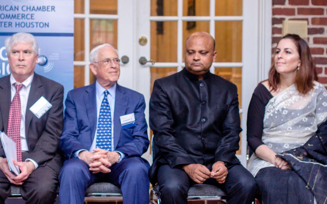 Global Academic Program Reception