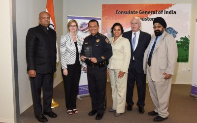 Distinguished Lecture Series featuring Sheriff Ed Gonzalez