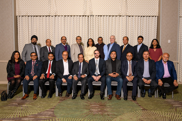 IACCGH celebrates India's 70th Republic Day with a  Power Dialogue with Congressman Dan Crenshaw