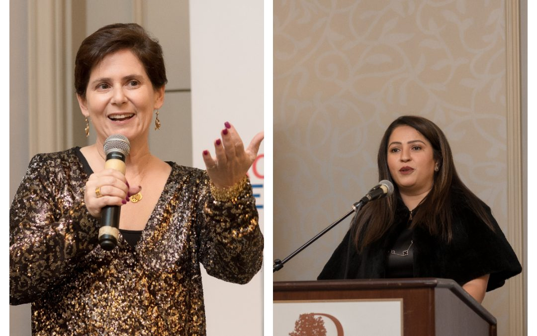 IACCGH Women Mean Business featuring Gabriella Rowe and Arpita Bhandari