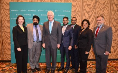 IACCGH with Senator Cornyn at CERA Week 2019