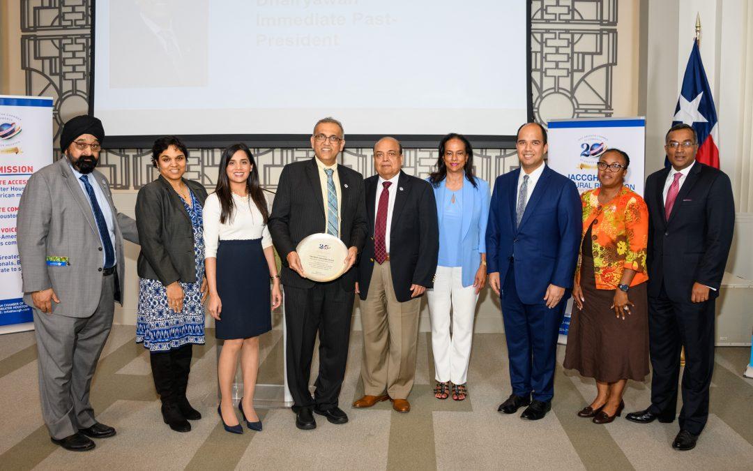 IACCGH 21st Anniversary Inaugural Reception