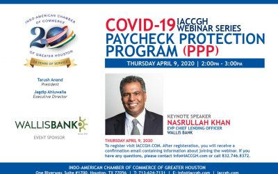 Covid-19 Paycheck Protection Program