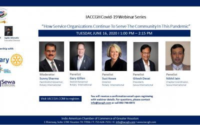 Covid-19 Webinar Series: How Service Organizations Continue To Serve In This Pandemic