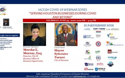IACCGH Covid-19 Webinar Series: Serving Houston Businesses During Covid and Beyond
