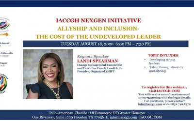 IACCGH Nexgen Initiative: Allyship and Inclusion- The cost of an undeveloped leader