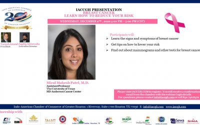 IACCGH Presentation: Breast Cancer: Learn How to Reduce Your Risk