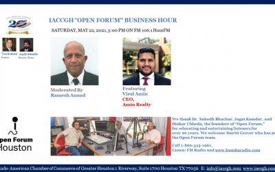 IACCGH Open Forum Business Hour