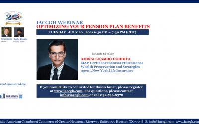 IACCGH Webinar: Optimizing Your Pension Plan Benefits