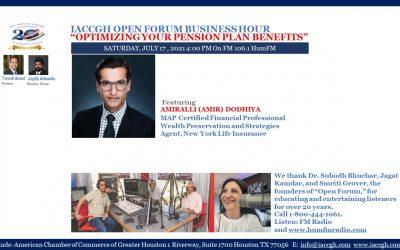 IACCGH Business Hour Open Forum